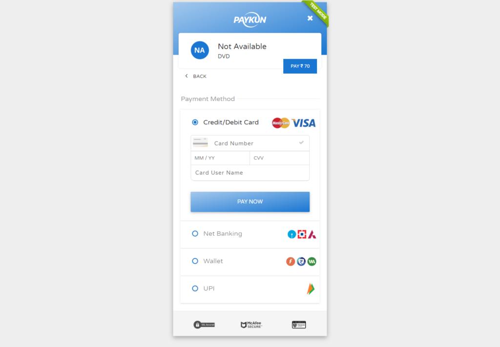 paykun-payment-option