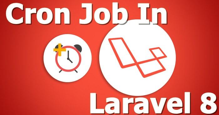 cron-job-in-laravel