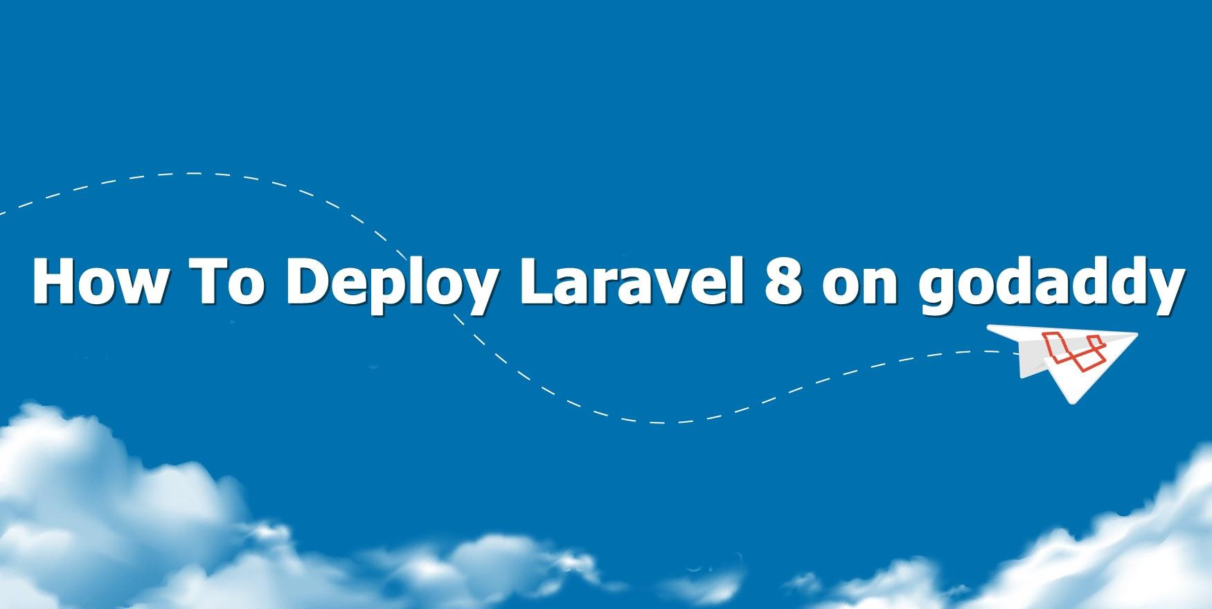 deploy_laravel_on_godaddy
