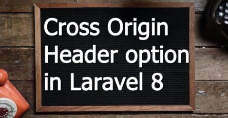 cross-origin-header-option-in-laravel