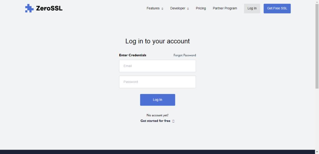 free-ssl-homepage