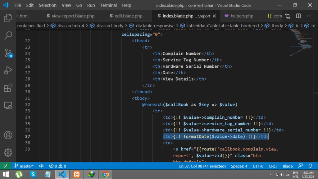 custom helper function example